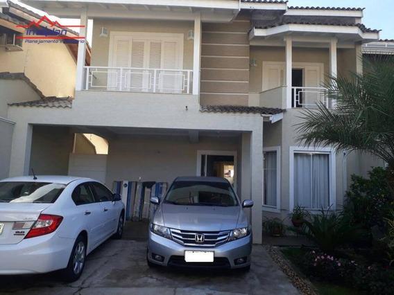 Casa Residencial À Venda, Vila Helena, Atibaia. - Ca3140