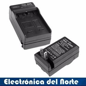 Cargador Para Baterias Sony Handycam Fp50 Fh50 Fv50 Fm50