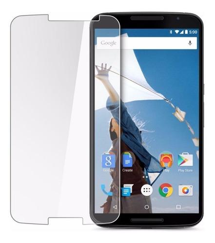 Vidrio Templado Glass Motorola Nexus 6