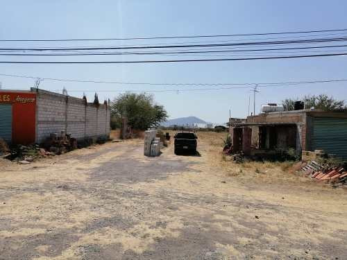 Terreno Sobre Avenida Principal En Amayuca Morelos