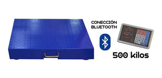 Gramera Digital De 500 Kg Bluetooth Industrial