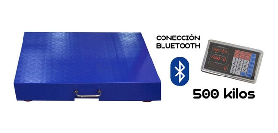 Gramera Digital De 500 Kg Bluetooth Industrial