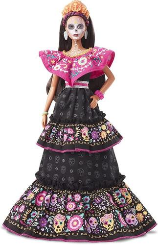 Imagen 1 de 10 de Barbie Dia De Muertos Edicion 2021 Envío Inmediato