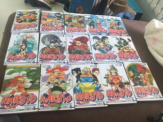 Hq - Naruto - Nunero 1 Ao 15 - Coleção Completa -perfeita