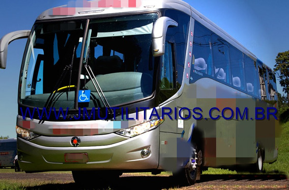 Marcopolo Viaggio 1050 G7 Ano 2014 Mb O500 M Tur.jm Cod 159