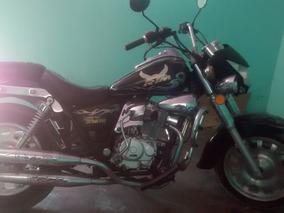 Moto Chopper Rtm 200