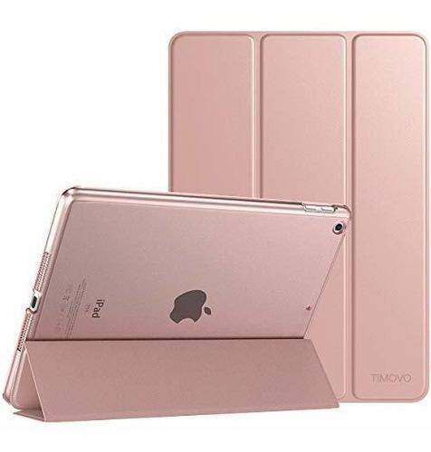 Estuche Timovo Para El Nuevo iPad De 7.a Generacion, 10.2  2