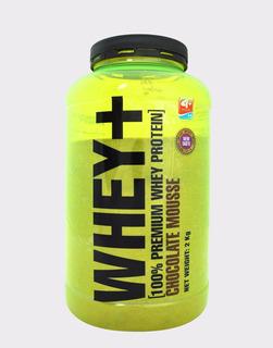 Whey+ (whey Protein Premium 2kg) - 4 Plus Nutrition