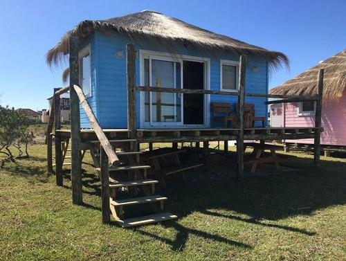 Casa En Alquiler Por Temporada - Monoambiente En Punta Del Diablo