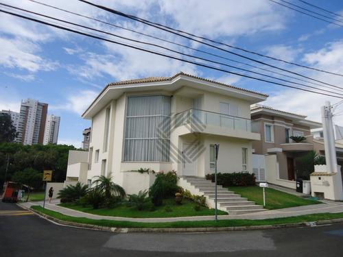 Sobrado À Venda, 416 M² Por R$ 1.999.000,00 - Condomínio Sunset Village - Sorocaba/sp - So4253