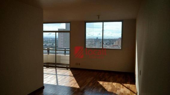 Apartamento Residencial Para Locação, Boa Vista, São José Do Rio Preto. - Ap1158