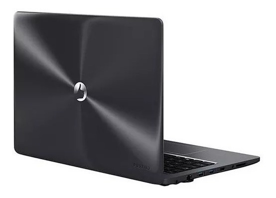 Notebook Positivo N40i Intel Dual Core 4gb/500gb - Novo