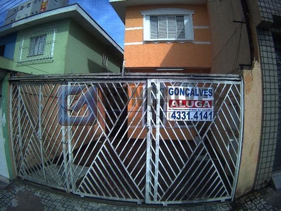 Locação Sobrado Sao Bernardo Do Campo Bairro Assunção Ref: 3 - 1033-2-35717