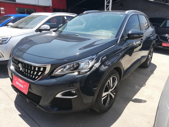 Peugeot 3008 Blue Hdi Active Pack 2018 Financiamiento