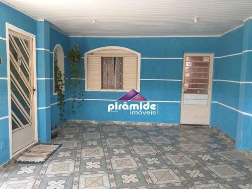 Casa Com 4 Dormitórios À Venda, 130 M² Por R$ 220.000,00 - Campo Dos Alemães - São José Dos Campos/sp - Ca4920