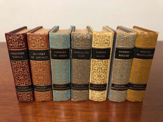 Minilivros Coleção Encantadora - 7 Volumes