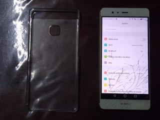 Huawei P9 Eva-l09 32gb 3gb Ram. Mirar Bien Descripción