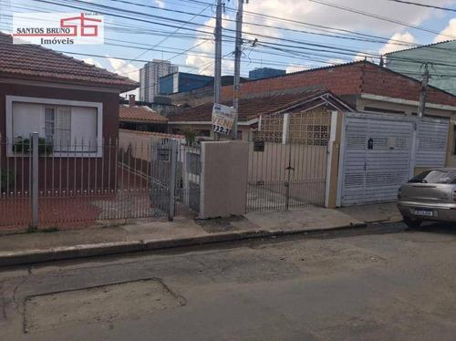 Imagem 1 de 1 de Casa À Venda Por R$ 1.000.000,00 - Freguesia Do Ó - São Paulo/sp - Ca1113