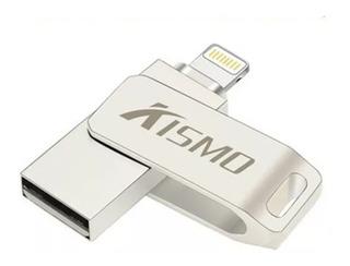 Kismo Pendrive 32gb Flash Lighiting + Usb 3.0 iPhone