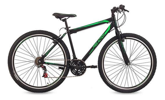 Bicicleta Aro 29 V-b Flexus 1.0 21v Free Action