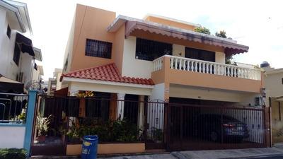 Apartamento Económico, 3habs, 2 Baños En Av. Independencia