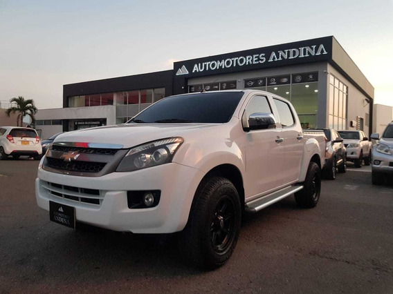 Chevrolet Luv D-max 4x4 2.5 Turbo Diesel Mec 2015 616