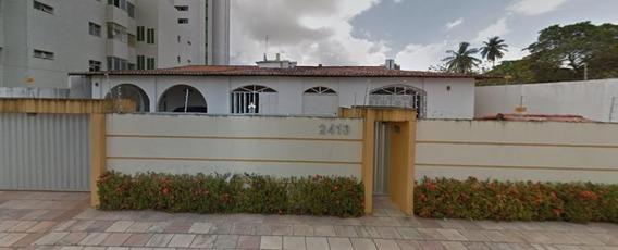 Casa Com 4 Dormitórios, Sendo 3 Suítes Para Alugar Por R$ 4.000 - Lagoa Nova - Ca0465