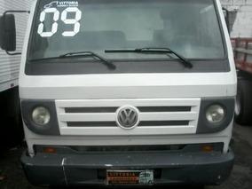 Caminhão Wolkswagen Vw 8150 Reboque Prancha -2009