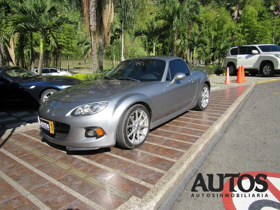 Mazda Mx5 Convertible At Sec Cc2000