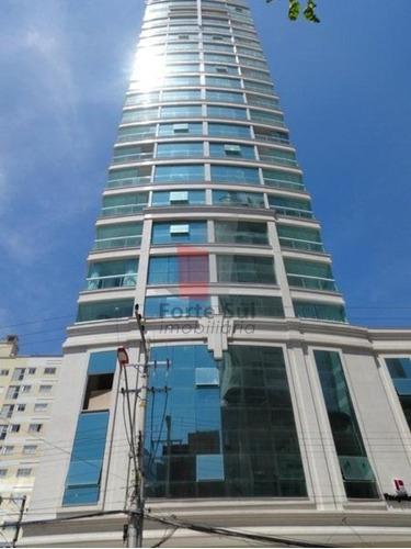 Imagem 1 de 30 de Edifício De Frente Para Av. Nereu Ramos - Meia Praia - Itapema/sc!!! - Ap1239 - 34410800