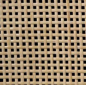 Palha Da Índia / Palhinha Indiana /rattan (j07) 0,60x2,00