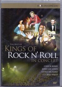 Dvd Kings Of Rock N1 Roll - The Best Of / In Concert - Novo*