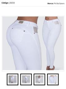 Calça Pit Bull Jeans Branca Referência 26650