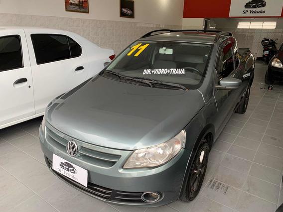 Volkswagen Saveiro 1.6 Cabine Estendida 2011