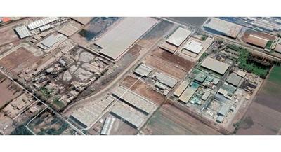 5.000 M2 Industriales En Sector Los Yacimientos, Maipú