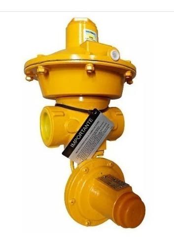 Regulador Eqa 100 M3 S-147 Gas Domiciliario P
