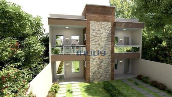 Casa Com 3 Dormitórios À Venda, 105 M² Por R$ 225.000,00 - Mondubim - Fortaleza/ce - Ca0324