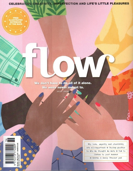 Flow For Paper Lovers - Revista De Papeis E Arte #37