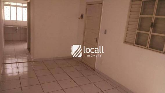 Casa Para Alugar, 260 M² Por R$ 2.500,00/mês - Vila Santa Cruz - São José Do Rio Preto/sp - Ca1982