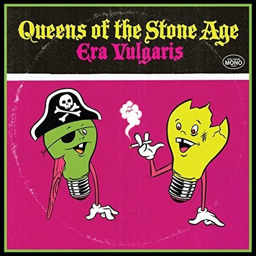 Queens Of The Stone Age Era Vulgaris Cd Import Nuevo Cerrado