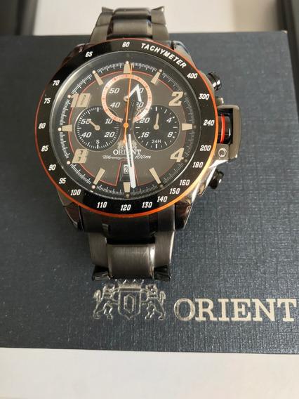 Relógio Orient Cronograph Tachymeter Original