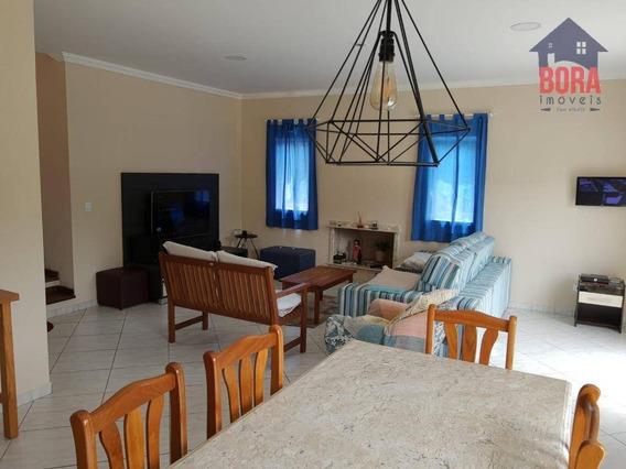 Casa Com 4 Dormitórios À Venda, 253 M² Por R$ 850.000 - Estancia Da Serra - Mairiporã/sp - Ca0502