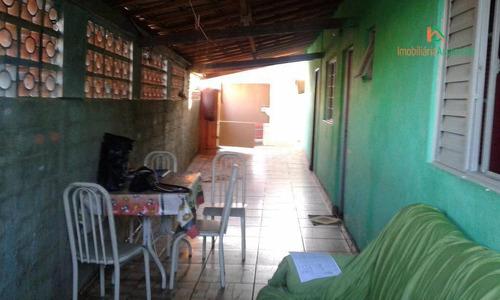 Imagem 1 de 9 de Casa Em Araçoiaba, Em Araçoiaba - Ca0216