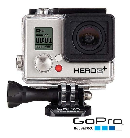 Gopro Hero 3+ Silver Câmera De Ação Compacta