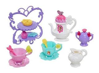 Fancy Nancy Tea Set Play, Multicolor Nuevo