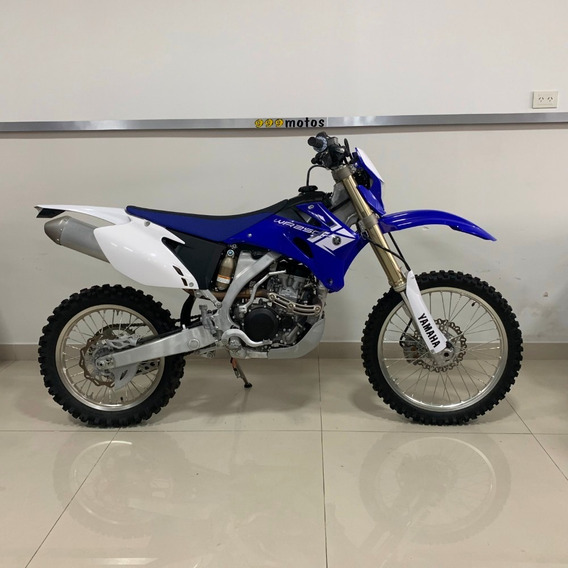 Yamaha Wr250f Enduro Wr 250 F Motocross 999 Motos Yzf