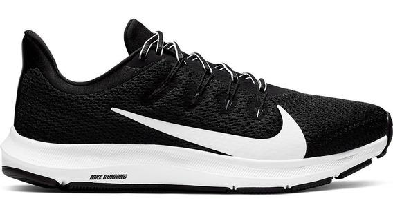 Tênis Nike Quest 2 Feminino - Preto E Branco
