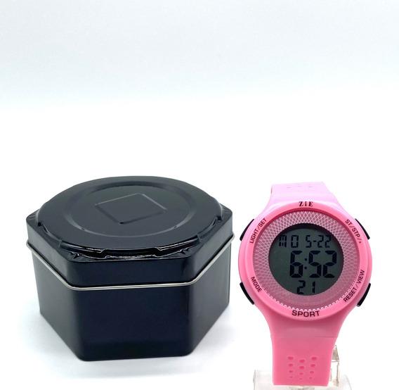 Relógio Masculino E Feminino Esportivo Original Prova Dagua