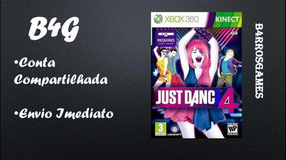 Just Dance 04 (mídia Digital) - Xbox 360