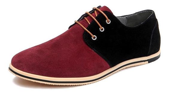 Meijiana Hombres Zapatos 2018 Nuevo Moda Respirable Alto Cal